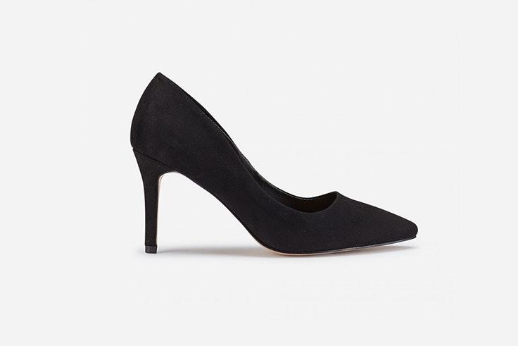 zapato desalon básico negro de marypaz Silvia Zamora