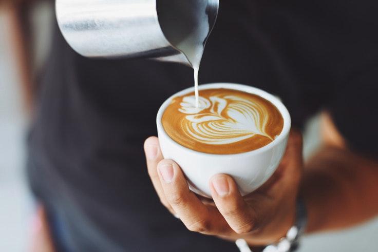 Combatir el frío en Plaza Mayor café