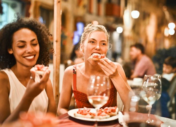 Día internacional de la cocina italiana destacada