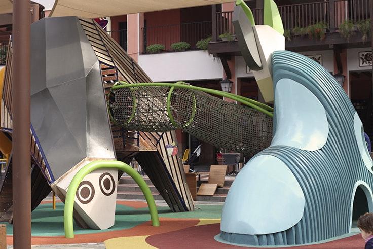 Los mejores planes en Plaza Mayor con niños Area Infantil