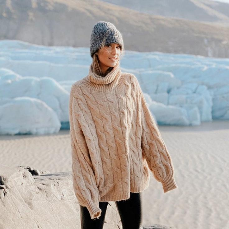 maría pombo prendas oversize tendencia 2020 moda