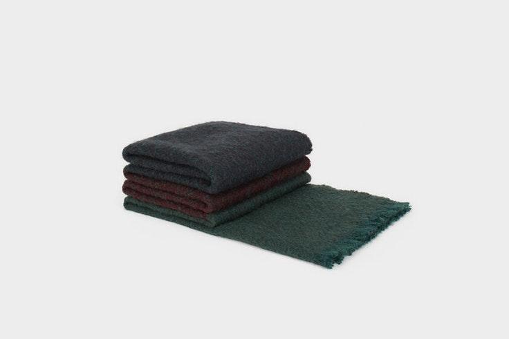 maxi bufanda multicolor de parfois accesorios para el frío