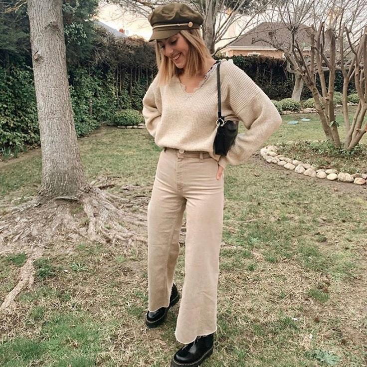 anna padilla estilo instagram looks de entretiempo