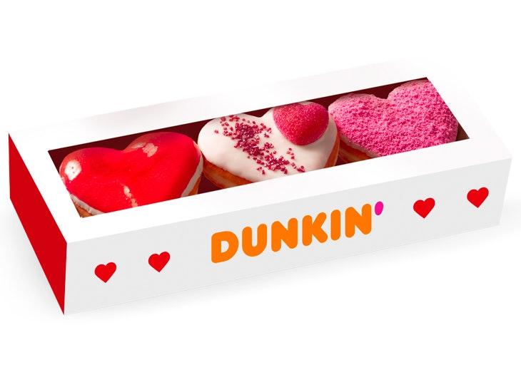 Dunkin donuts en Plaza Mayor, Málaga