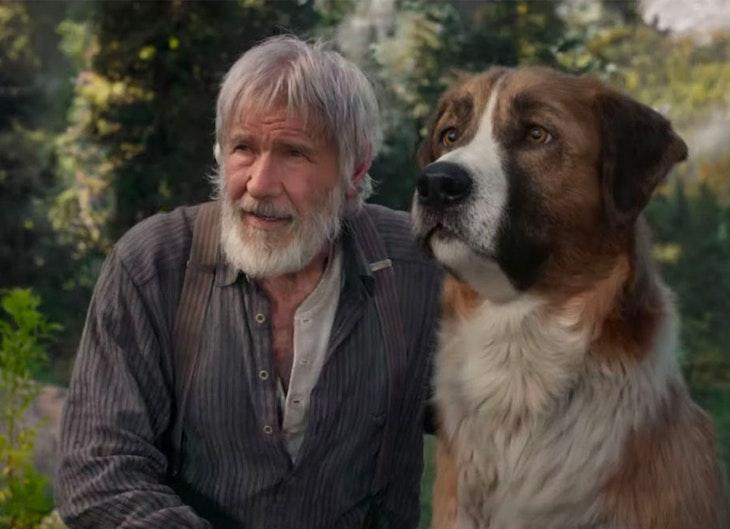 Harrison Ford en La llamada de lo salvaje