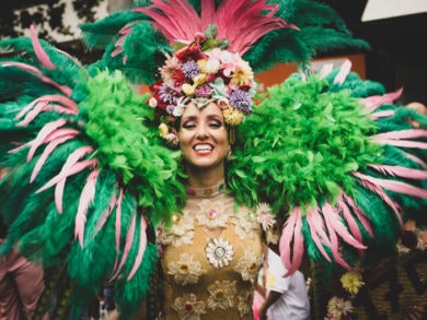 Maquillaje de carnaval