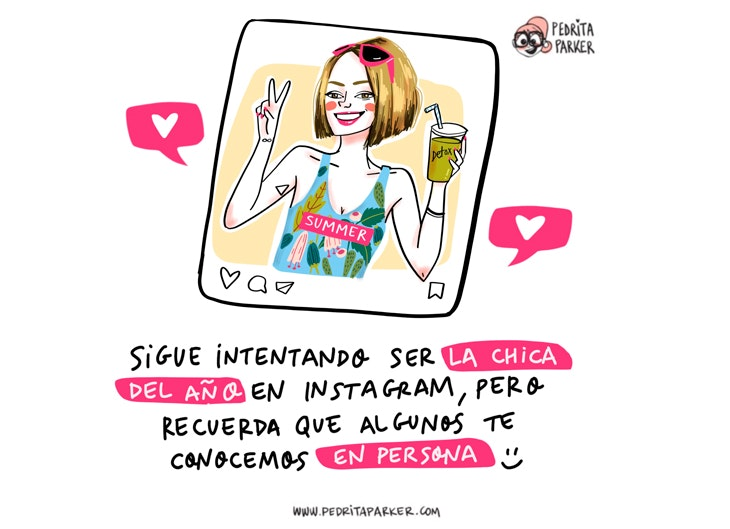 Mejores ilustradoras españolas, Pedrita Parker