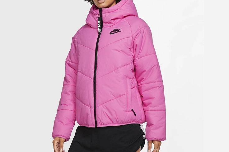 Viaje de esquí chaqueta nike