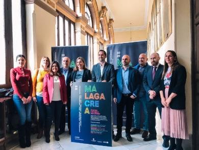 MálagaCrea 2020, Muestra Joven de Moda en Plaza Mayor Málaga