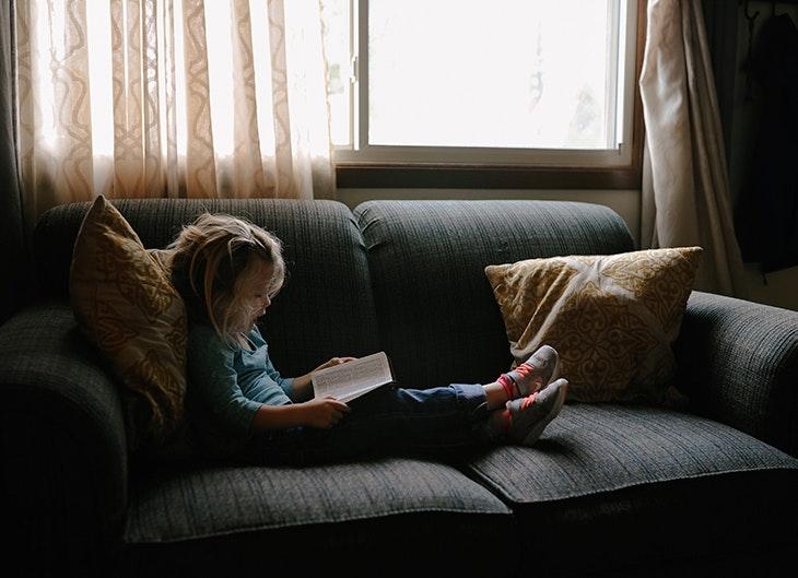 Tabla de rutinas para niños