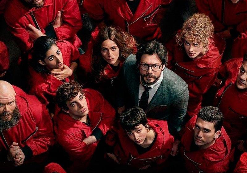 La Casa de Papel, 4º temporada