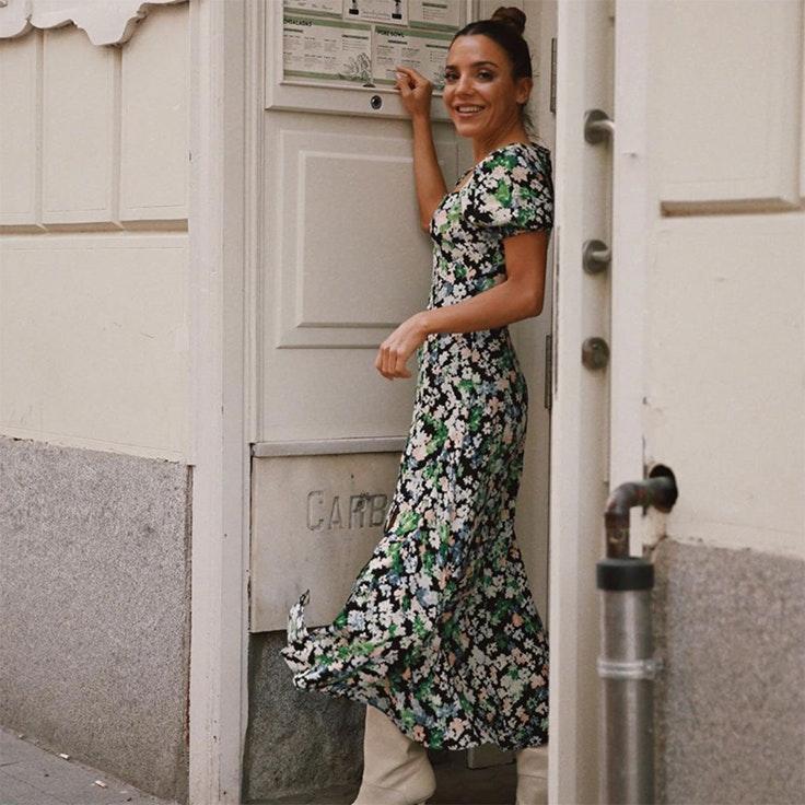 paula ordovás vestidos de flores