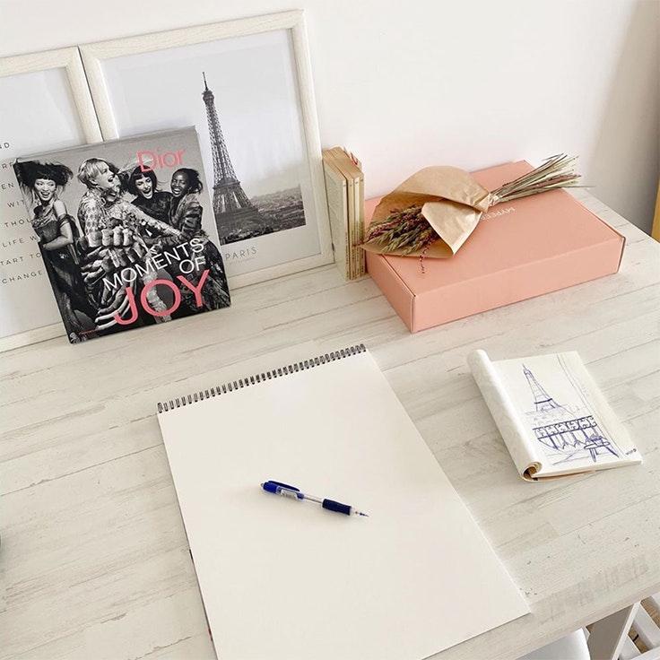 planes de las influencers para la cuarentena claudia parras creatividad