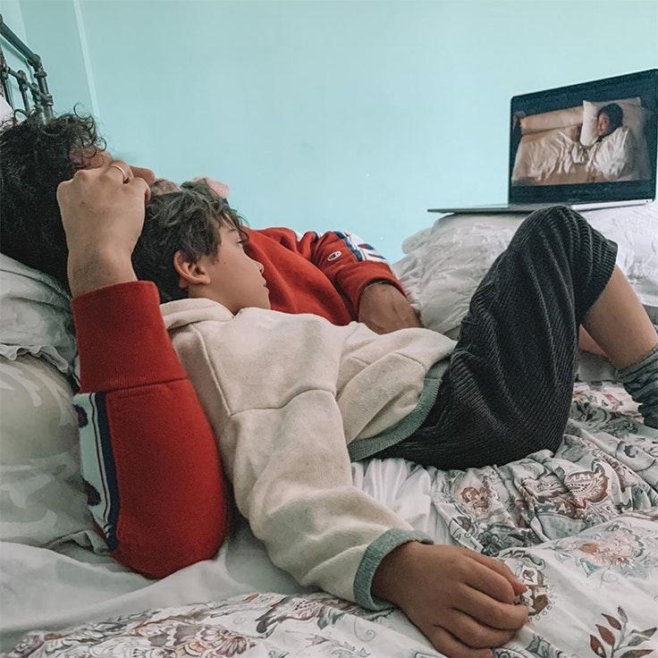 planes de las influencers para la cuarentena influencers tomas paramo maria garcia de jaime película en familia