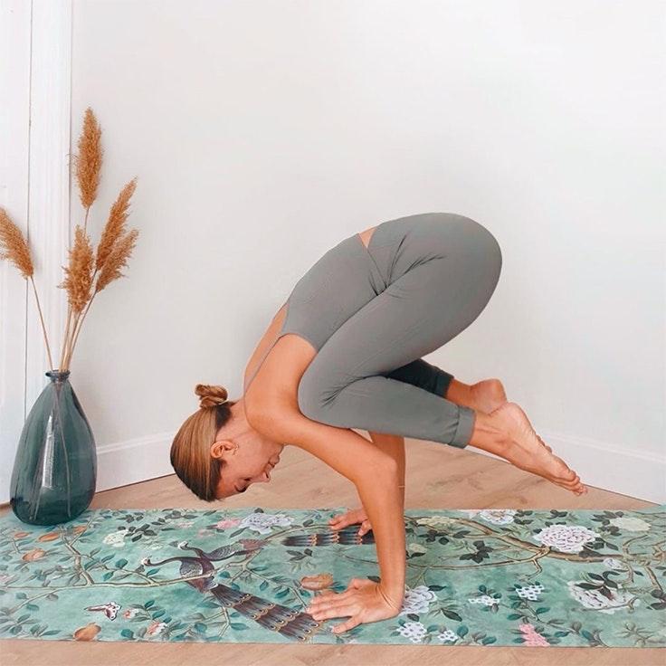 planes de las influencers yoga lucia barcena deporte