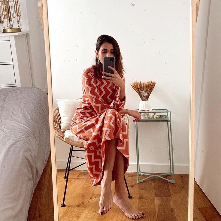 vestidos para estar por casa mery turiel