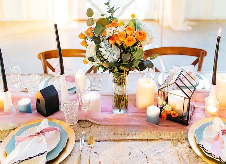 tips de decoración flores y plantas