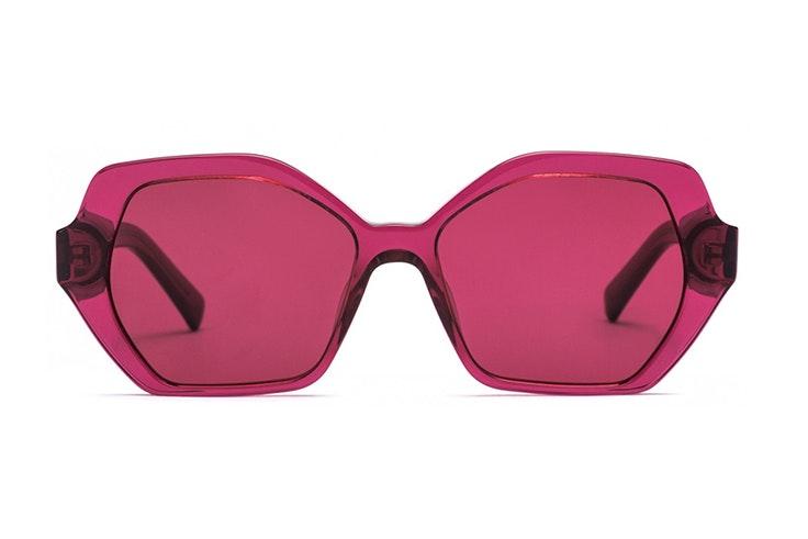 accesorios para verano  Gafas de sol fucsias de Miller & Marc