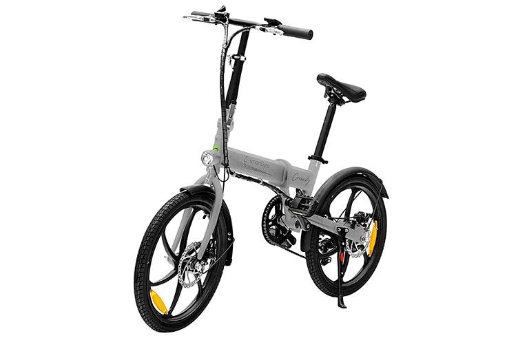 bicicletas para verano bicicleta electrica smartgyro ebike crosscity Disponible en Media Markt