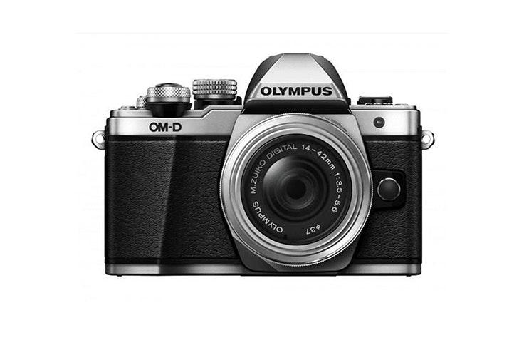 cámaras ligeras Cámara Evil de Olympus. Disponible en Media Markt
