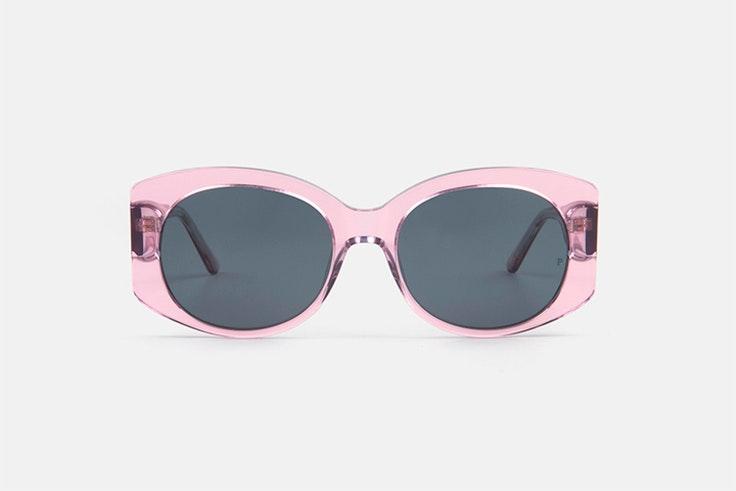 Gafas de sol rosas de Multiópticas aitana