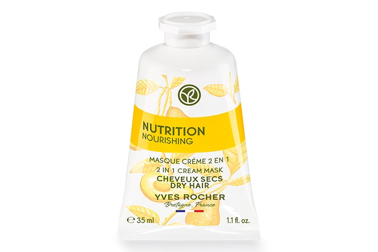 Mini mascarilla de nutrición de Yves Rocher