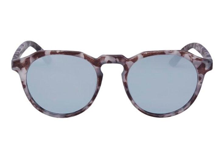 novedades jack and jones Gafas de sol en tonos grises redondas