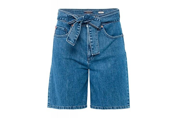 pantalones cortos para verano 2020 Pantalón corto con cinturón de Salsa Jeans