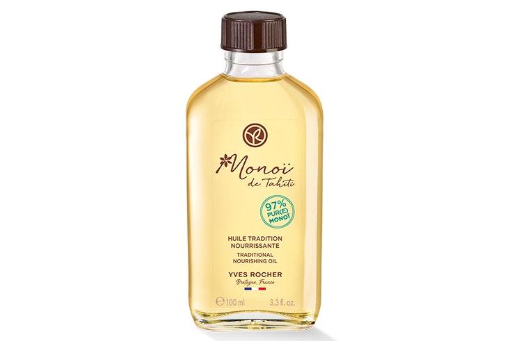 Aceite para el pelo de Monoi de Yves Rocher