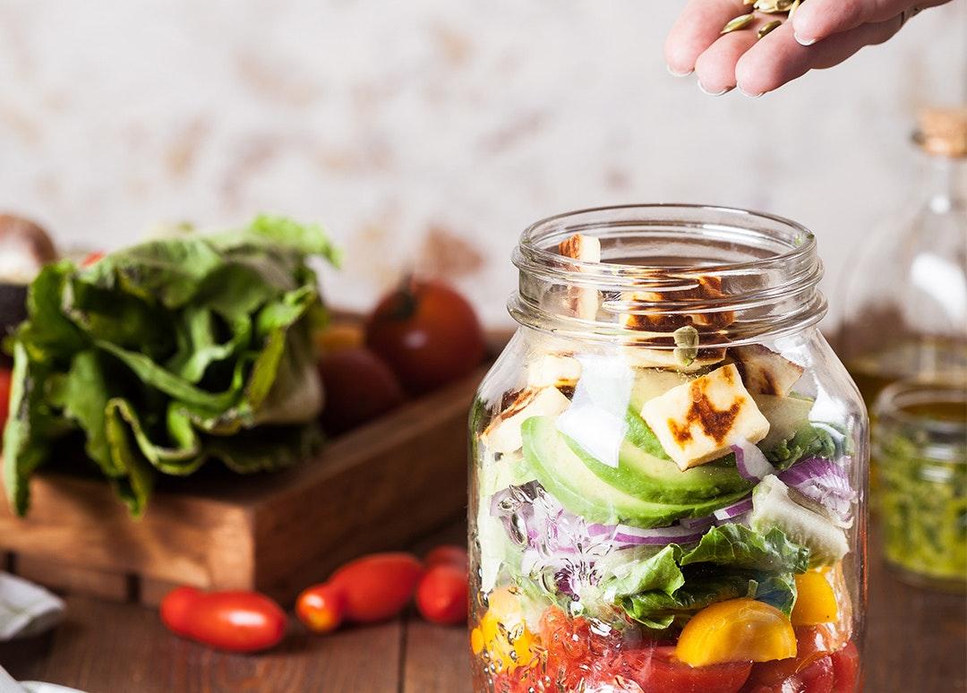 recetas de verano ensalada de lentejas