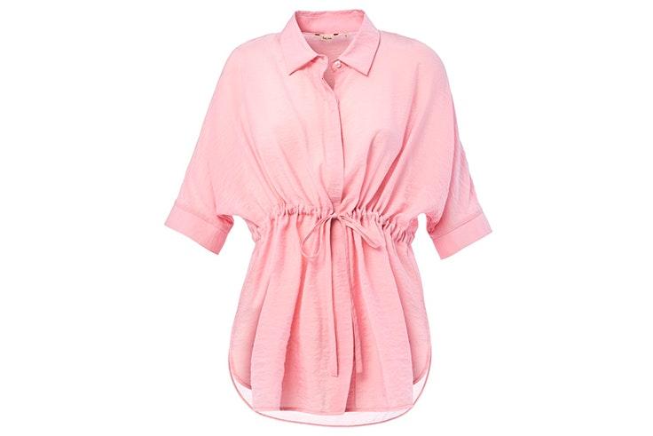 Blusa rosa pastel de Salsa Jeans