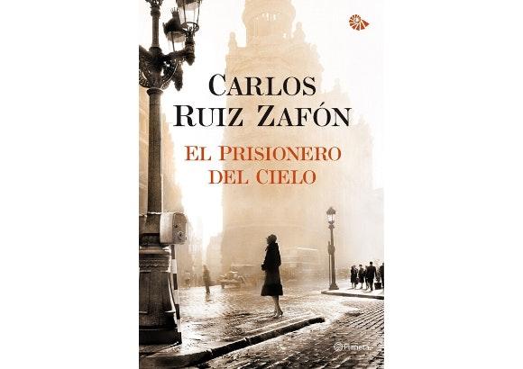 Libros Carlos Ruiz Zafón.