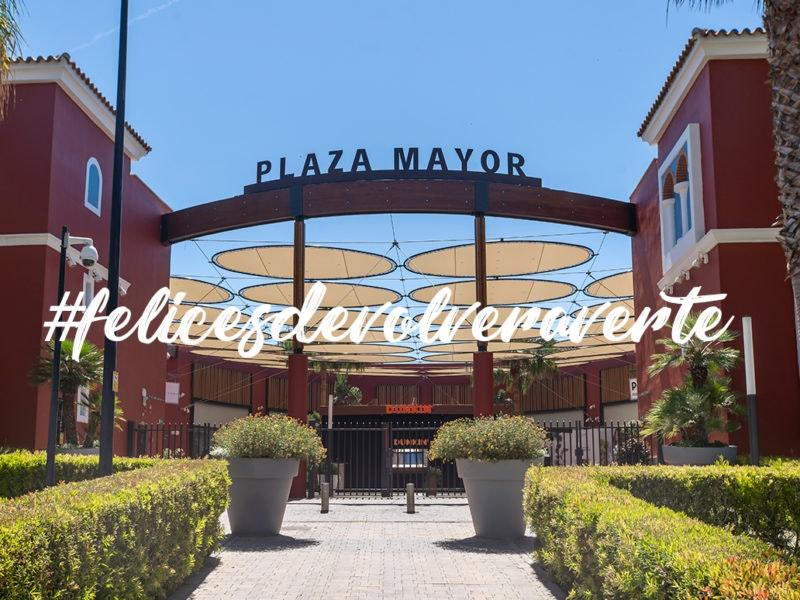 plaza mayor malaga