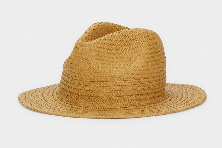 Sombrero de estilo Panamá de Parfois
