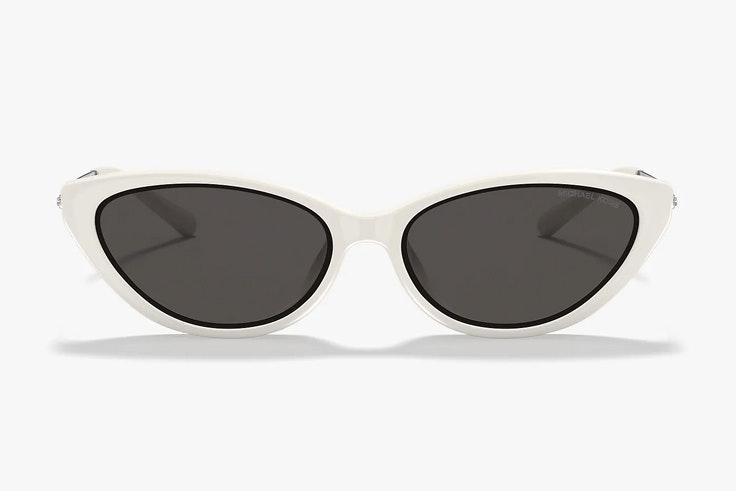 Gafas de sol con pasta blanca de Sunglass Hut