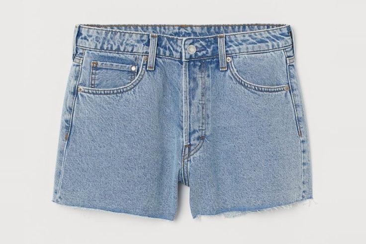 Shorts vaqueros de H&M