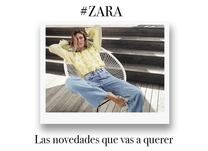 Novedades de Zara