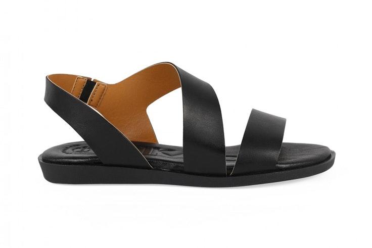 Sandalias negras de Chika10