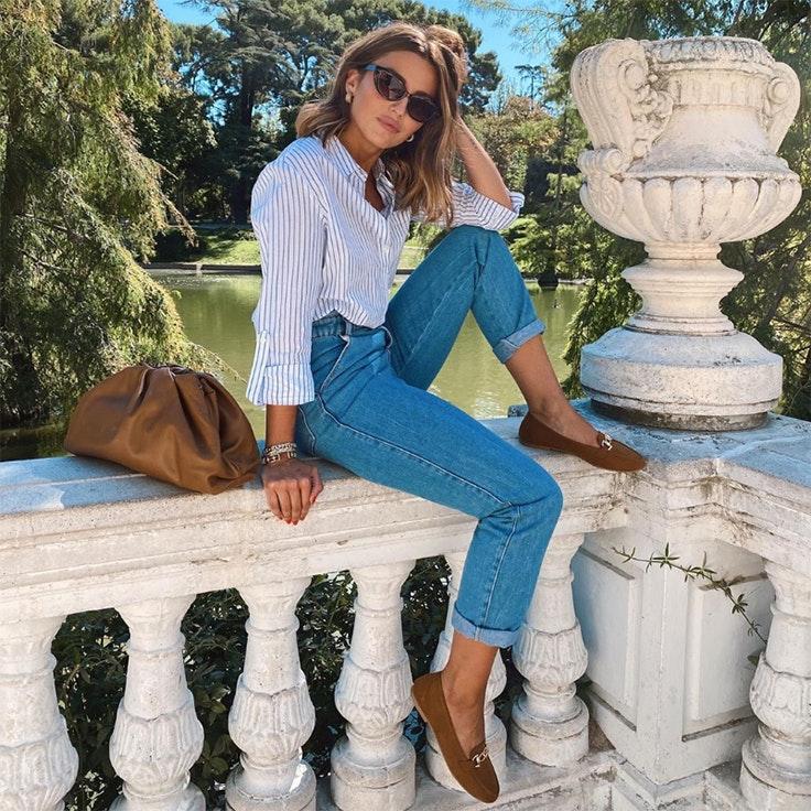 Alexandra Pereira look de entretiempo