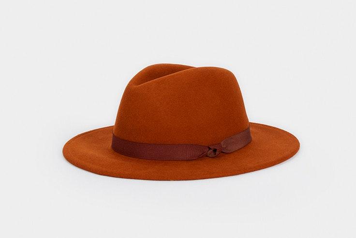 Sombrero marrón de Parfois