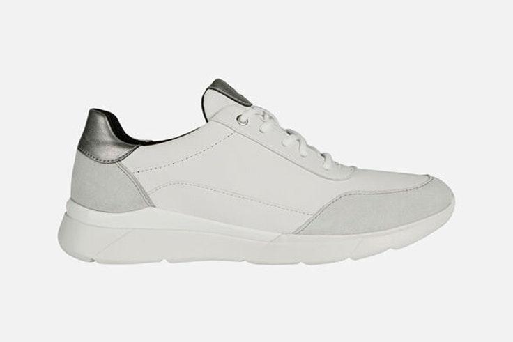 Zapatillas blancas de Geox