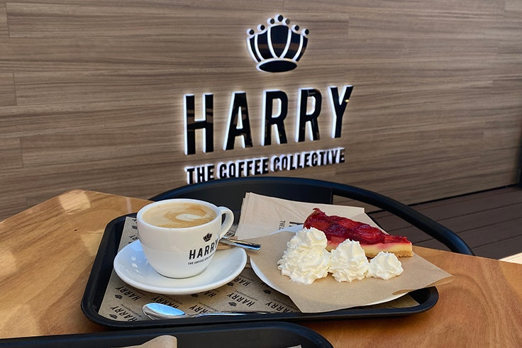 Harry The Coffee Collective pascua dulce