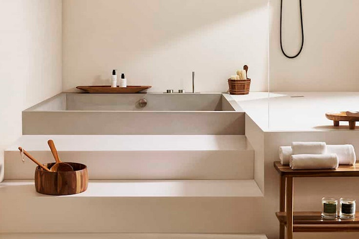 © Zara Home tendencia deco aseo detalles para el baño Tendencias deco