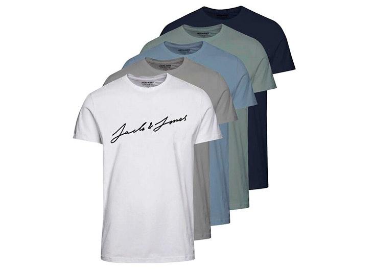 Camisetas básicas con logotipo