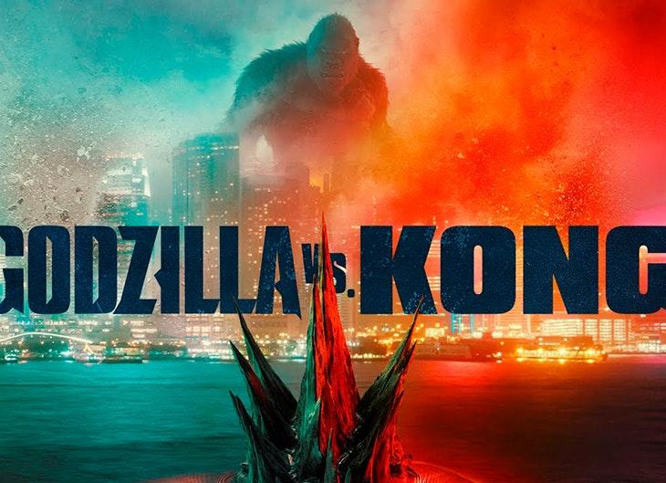 Gozilla vs King Kong cines yelmo películas de fin de semana