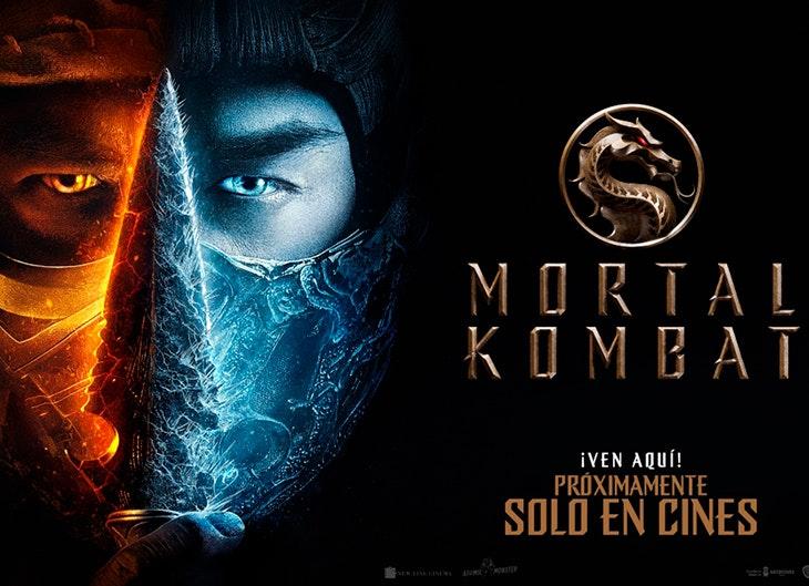 Mortal Combat películas de cine nuevos estrenos