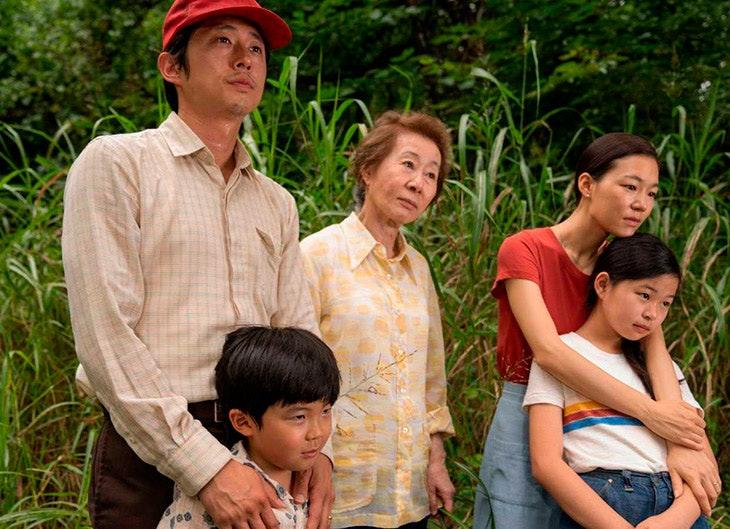 Minari. Historia de mi familia películas nominadas a los oscars 2021