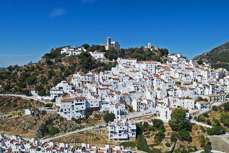 casares pueblos de Málaga