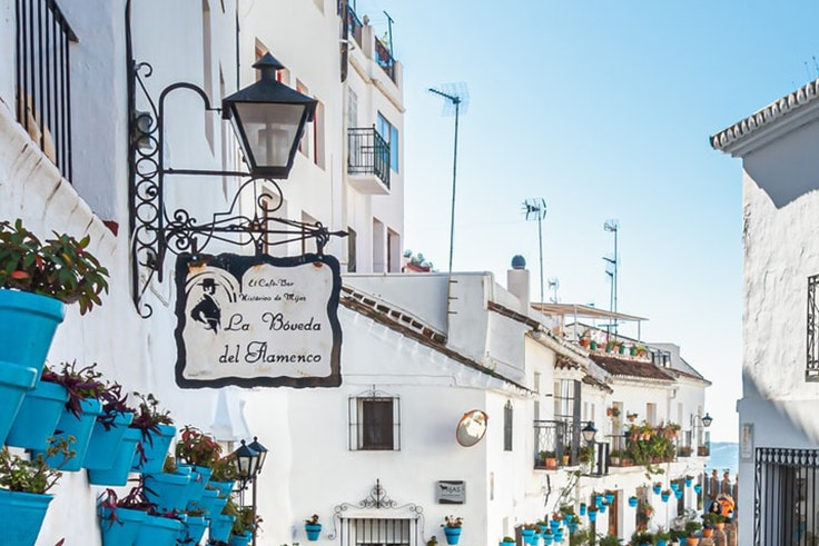 pueblos de Málaga mijas