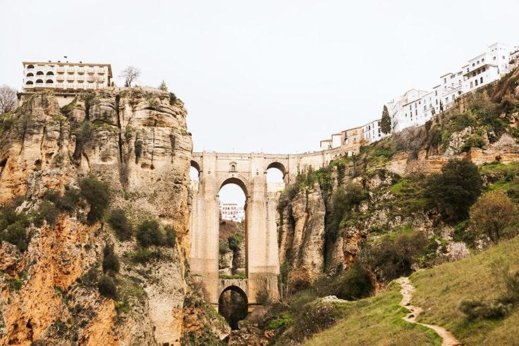 pueblos de Málaga ronda